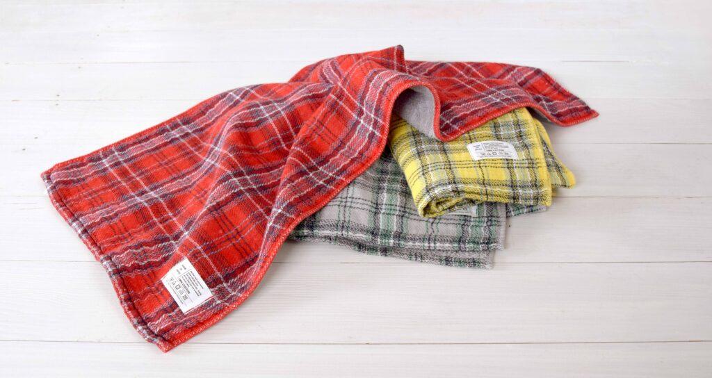 大人かわいいタオルは裏も見てほしい!